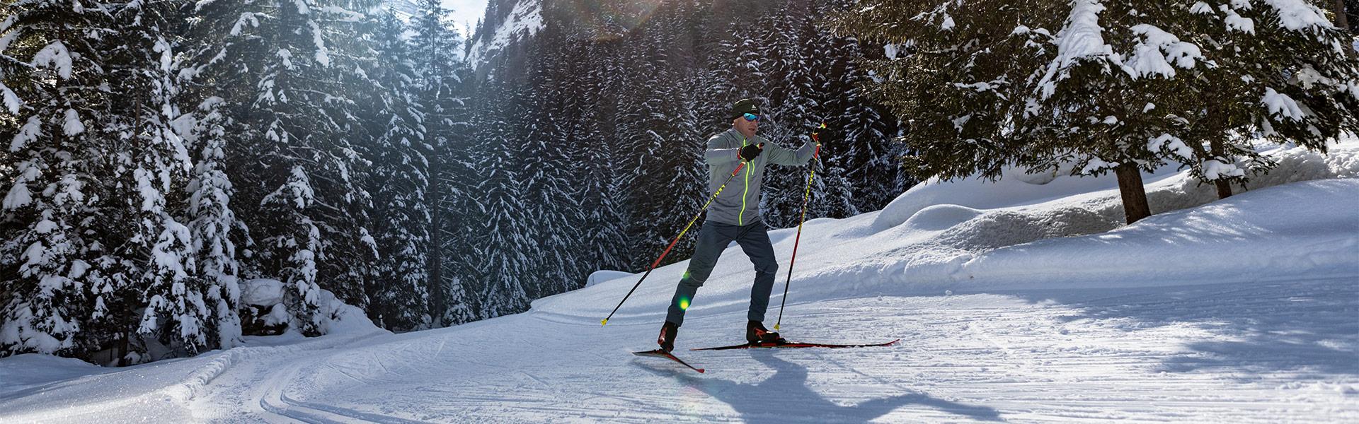 Cross Country Nordic Skiing Tourismus Adelboden Lenk Kandersteg